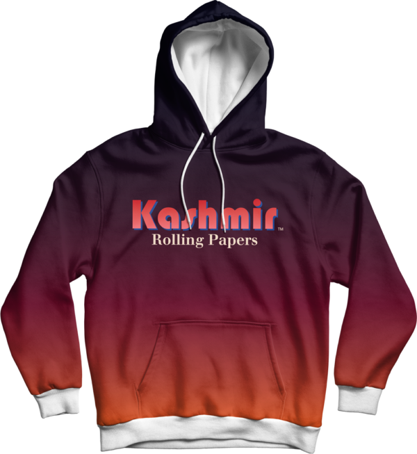 Kashmir Rolling Papers Iconic Pullover hoodie