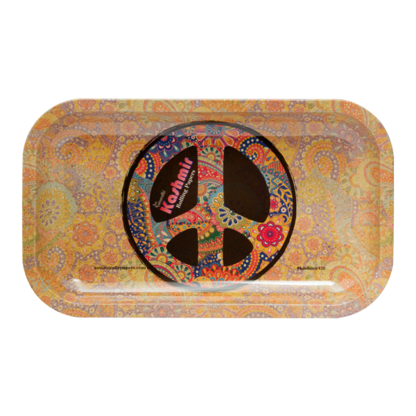 Kashmir Special Edition #2 Rolling Tray