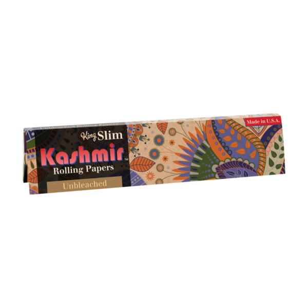 Kashmir Unbleached Rolling Papers