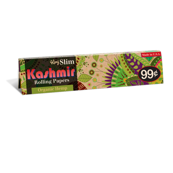 Kashmir Organic Hemp Rolling Papers