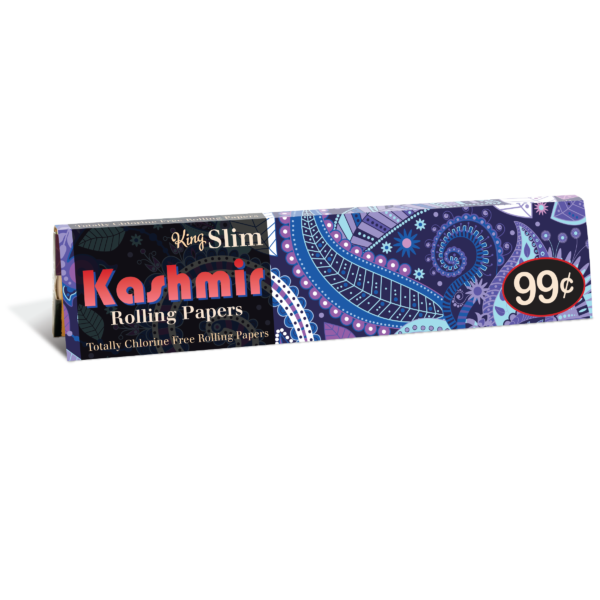 Kashmir Totally Chlorine Free Rolling Papers