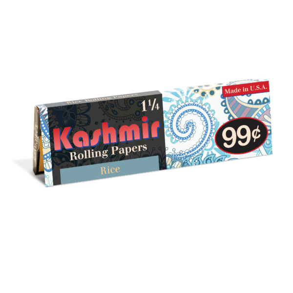 Kashmir Rice Rolling Papers